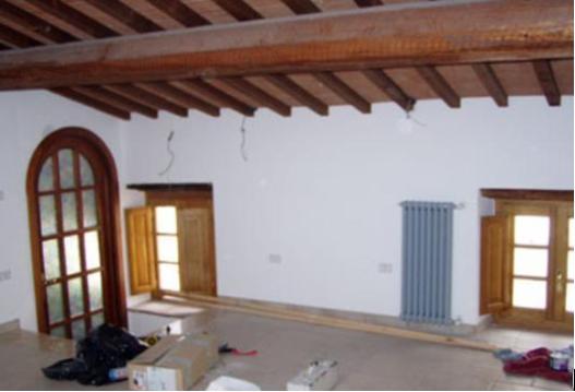 Struttura dei tetti in legno for Come ottenere un prestito di costruzione per costruire una casa