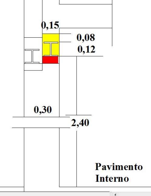 Apertura di una porta o di una finestra in un muro portante - Apertura porta su muro portante ...