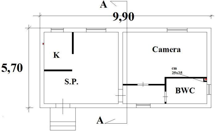 Pareti interne in forati costruzione come fare 19 - Come si arreda una casa ...