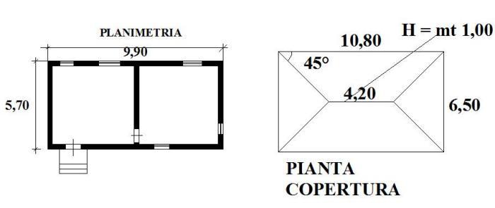 Come fare 14 costruzione di tetto in muratura for Come progettare una pianta del piano interrato
