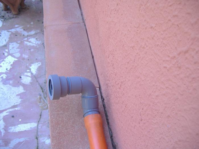 Gl impianti di garabello luigi tubazioni di scarico dei singoli apparecchi - Scarichi bagno pendenze ...