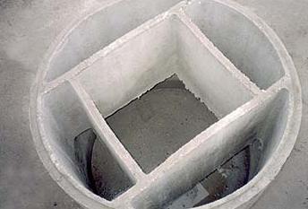 Allaccio di una casa alla fognatura nera pubblica lavori for Fosse settiche in cemento