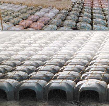 Vespai aereati cosa sono e come si realizzano for Progetti di garage in blocchi di calcestruzzo