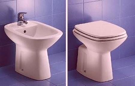 Messa in opera di apparecchiature sanitarie bagno. Vaso - 38