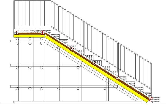 Ristrutturazione casa demolizione scala esterna 2 for Disegni casa a prezzi accessibili da costruire