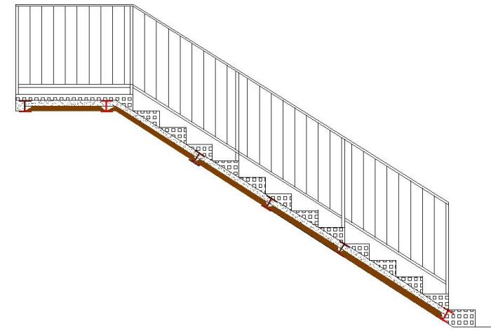 Ristrutturazione casa demolizione scala esterna 2 - Ringhiera scala esterna ...