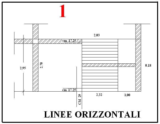 Tracciare una scala come fare for Come progettare una pianta del piano interrato
