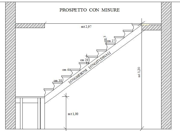 Progettare scale interne zl49 regardsdefemmes - Progettare scala interna ...