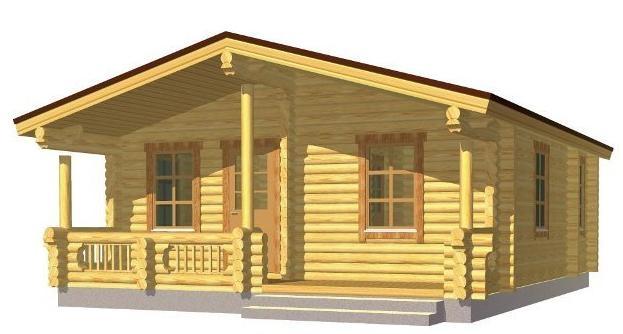 Case in legno le principali caratteristiche for Piani di costruzione casa con costo stimato