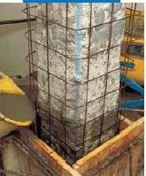Pilastri in cemento armato. Ripristino delle strutture degradate. Come ...