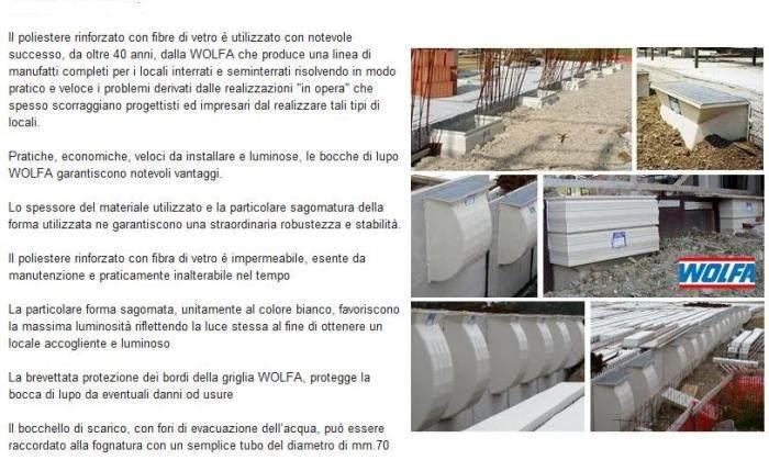 Sostituzione page 84 terminali antivento per stufe a - Bocca di lupo finestra ...