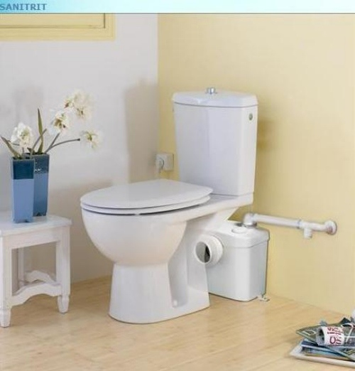 Come fare a risolvere problemi difficili di scarico di bagni wc - Bagno senza bidet ...