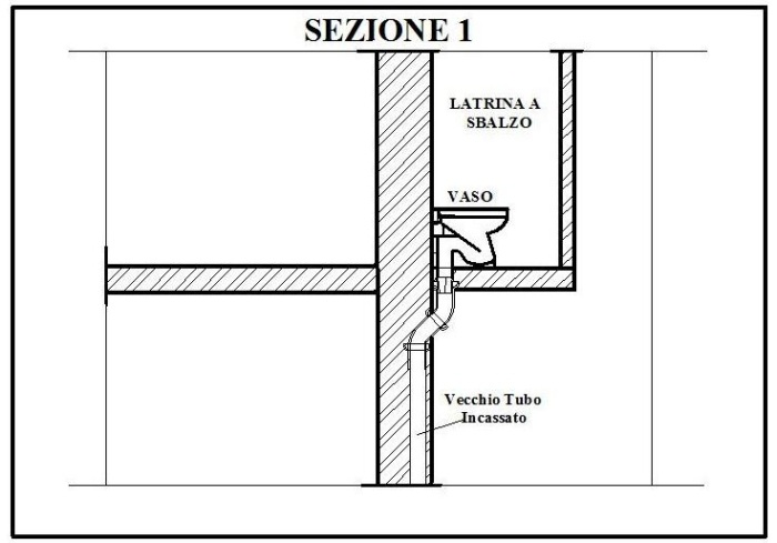 Casa moderna roma italy scarico wc - Scarico cucina e bagno insieme ...