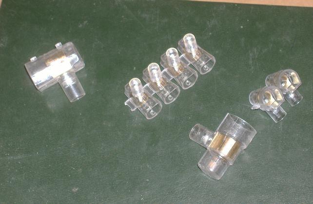 Fili elettrici info for Collegamento del tubo di rame al pvc