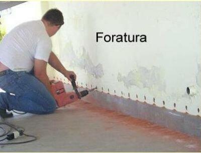 Umidit di risalita un sistema facile e poco costoso fai da te - Come togliere l umidita in casa ...