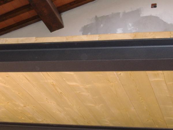 Realizzazione di un soppalco in ferro e legno come fare - Tavole da carpenteria prezzi ...