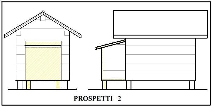 Come costruire una cuccia coibentata per il nostro amico for Disegni veranda anteriore