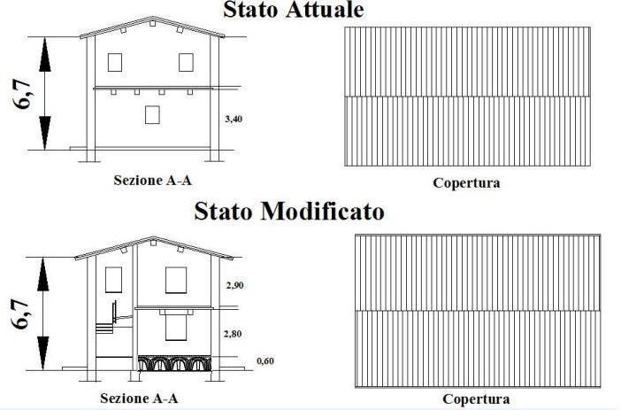 Ristrutturazione casa demolizione intonaci e for Spargere i piani della casa degli ospiti
