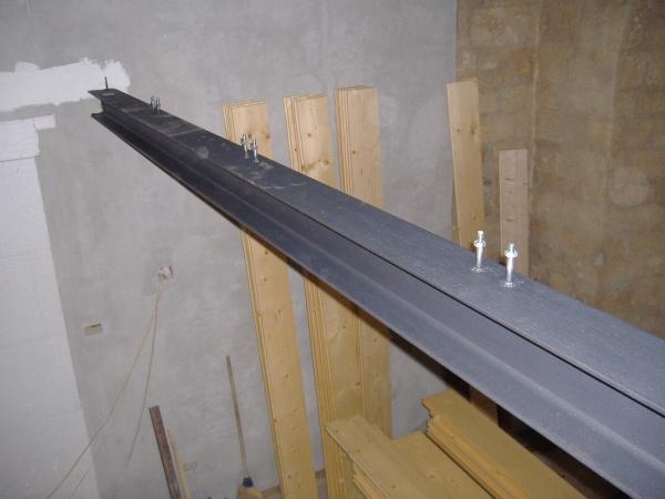 Realizzazione di un soppalco in ferro e legno come fare for 1 costo del garage