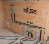 Ristrutturazione di una casa programmazione degli - Impianto idraulico del bagno ...