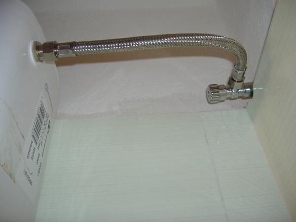 Cassetta scaricatrice o sciacquone del bagno installazione - Valvola chiusura acqua bagno ...