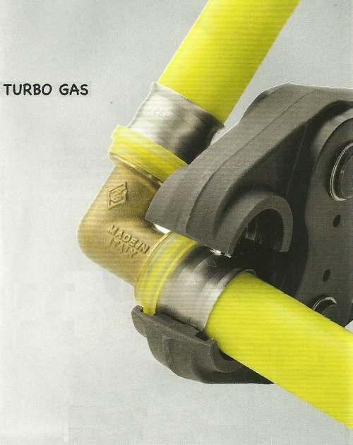 Un sistema a tubo multistrato per gas for Raccordi per tubi scaldabagno