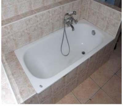 Un copri vasca nuovo per la vostra vasca rovinata.