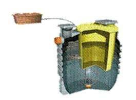 Depuratori biologici a fanghi attivi per le acque di scarico ad uso civile