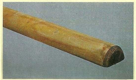 Realizzare una scala con legname in un giardino for Listelli abete leroy merlin