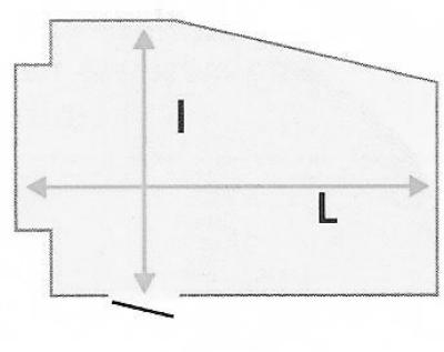 Posa in opera di un pavimento in quadri di pvc - Calcolo mq piastrelle ...