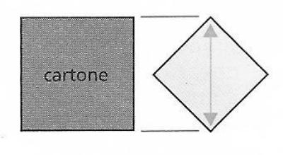 Posa in opera di un pavimento in quadri di pvc - Posa piastrelle in diagonale ...