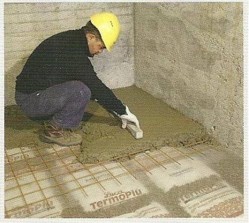 Argilla espansa in sacchi per vespai ad isolamento termico for Tessuto isolante termico