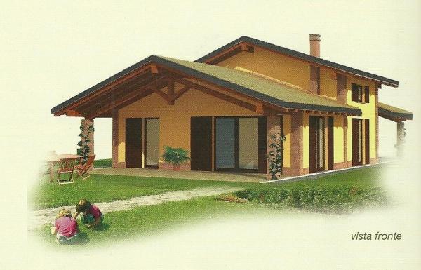 Case in legno cemento antisismiche a basso consumo ed for Belle case economiche