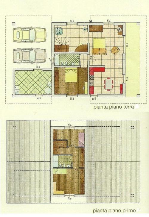 Case in legno cemento, antisismiche, a basso consumo ed economiche.
