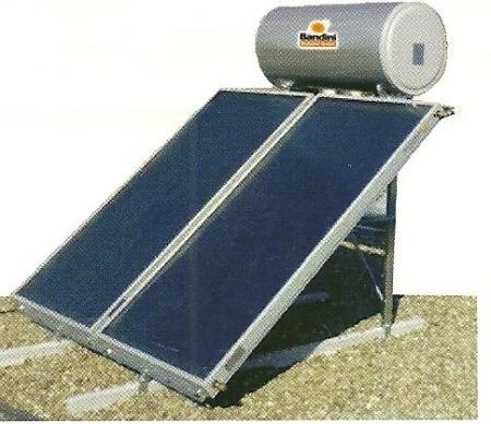 Pannelli solari termici per produzione acqua calda for Pannelli termici