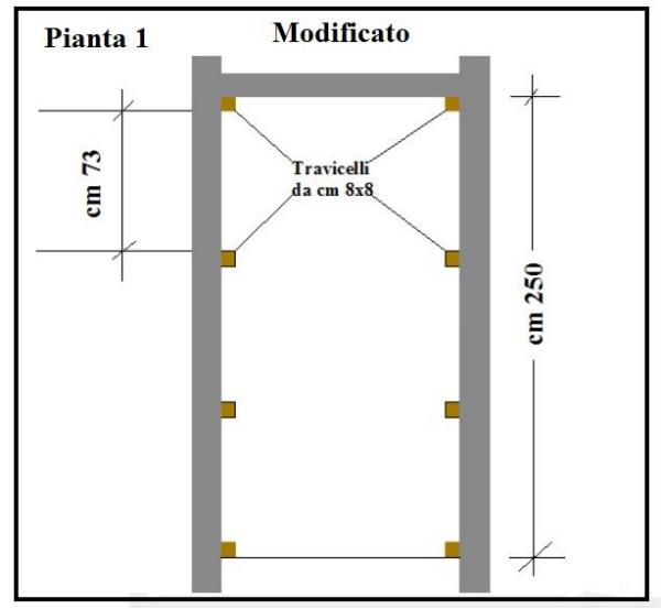 Come costruire un soppalco semplice ed economico in un for Quanto costruire un piccolo garage