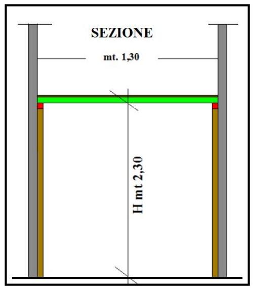 Come costruire un soppalco semplice ed economico in un for Costo per costruire un garage a 2 piani