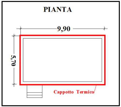 Preventivo n 11 realizzazione del cappotto termico for Preventivo ristrutturazione casa excel