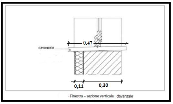Preventivo n 12 f e p o fornitura e posa in opera di - Davanzale finestra ...
