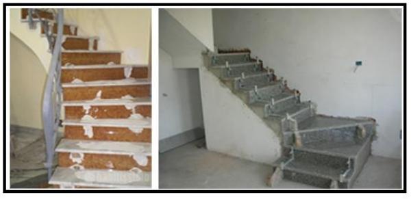Rivestire una scala boiserie in ceramica per bagno for Rivestire una scala in legno