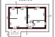 Preventivo n° 19. Calcolare i costi di costruzione di una scala di accesso, in muratura.