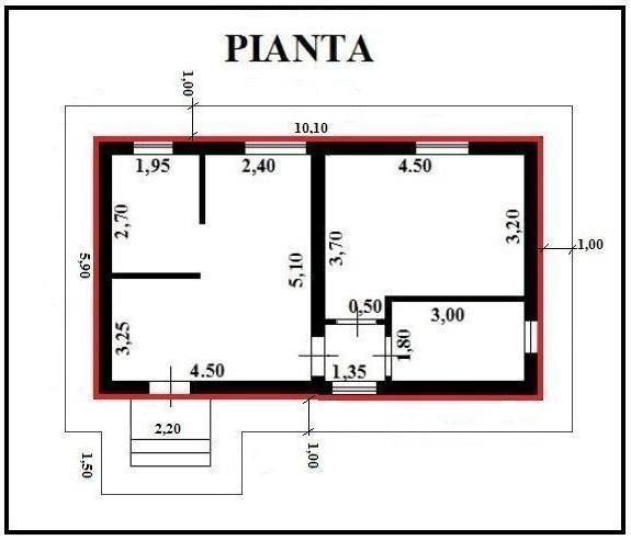 Preventivo n 19 calcolare i costi di costruzione di una scala di accesso in muratura - Costi di costruzione casa ...