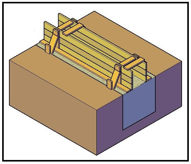 Come fare una corretta messa in opera di casseformi per - Tavole di legno per edilizia ...