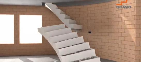 Una innovativa cassaforma per scale in calcestruzzo su misura - Costruzione scale interne ...