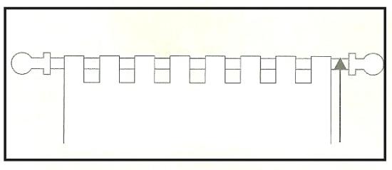 Come prendere le misure esatte dei vari tipi di tende, per la nostra casa.