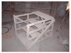 Scaleo in legno per muratore p