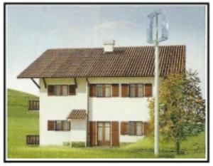 Mini eolico verticale 1