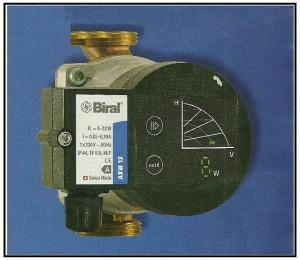 Pompa AXW 12 1 1