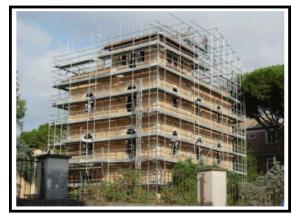 Ponteggio edile 1 1