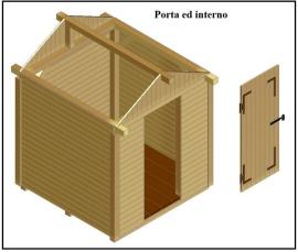 Porta ed interno 1